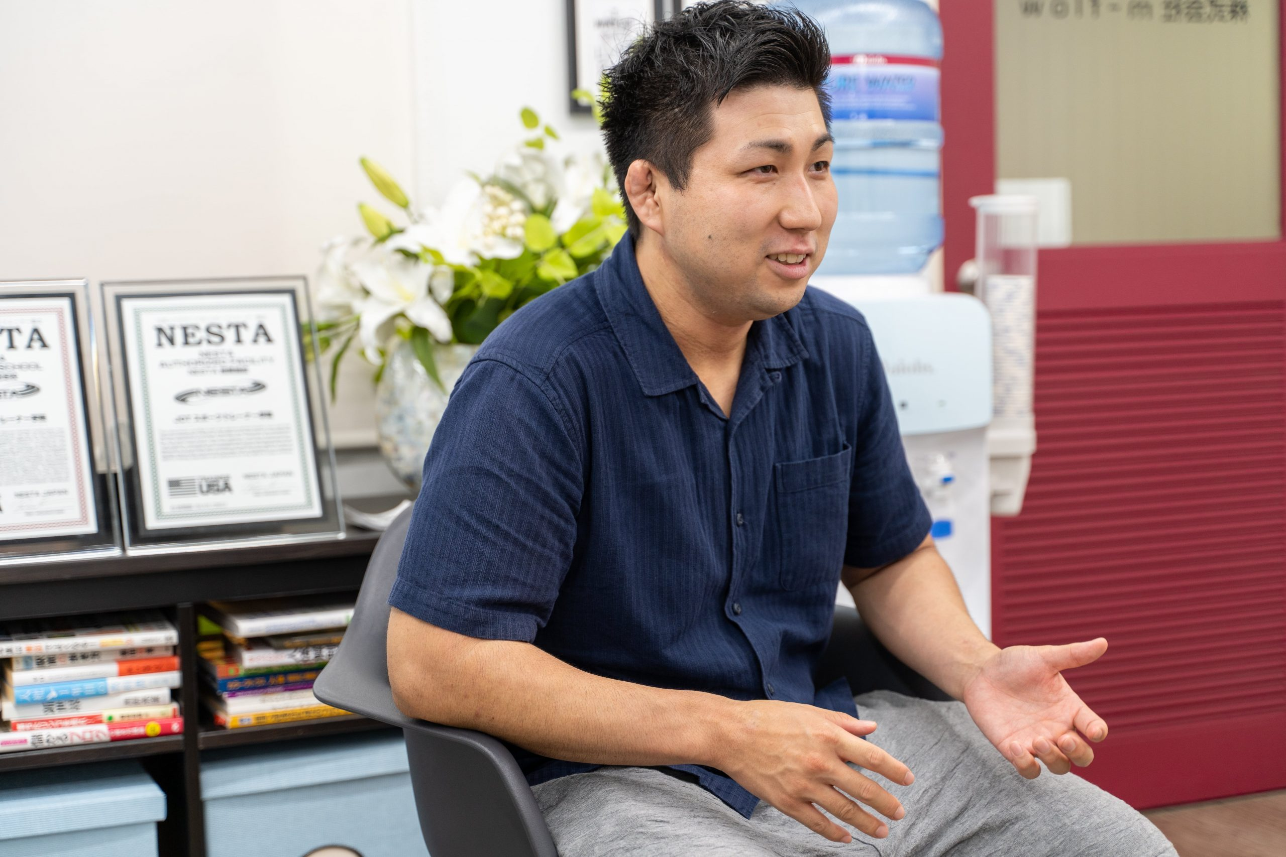 NESTA-PFT資格 勉強方法 岩村さん