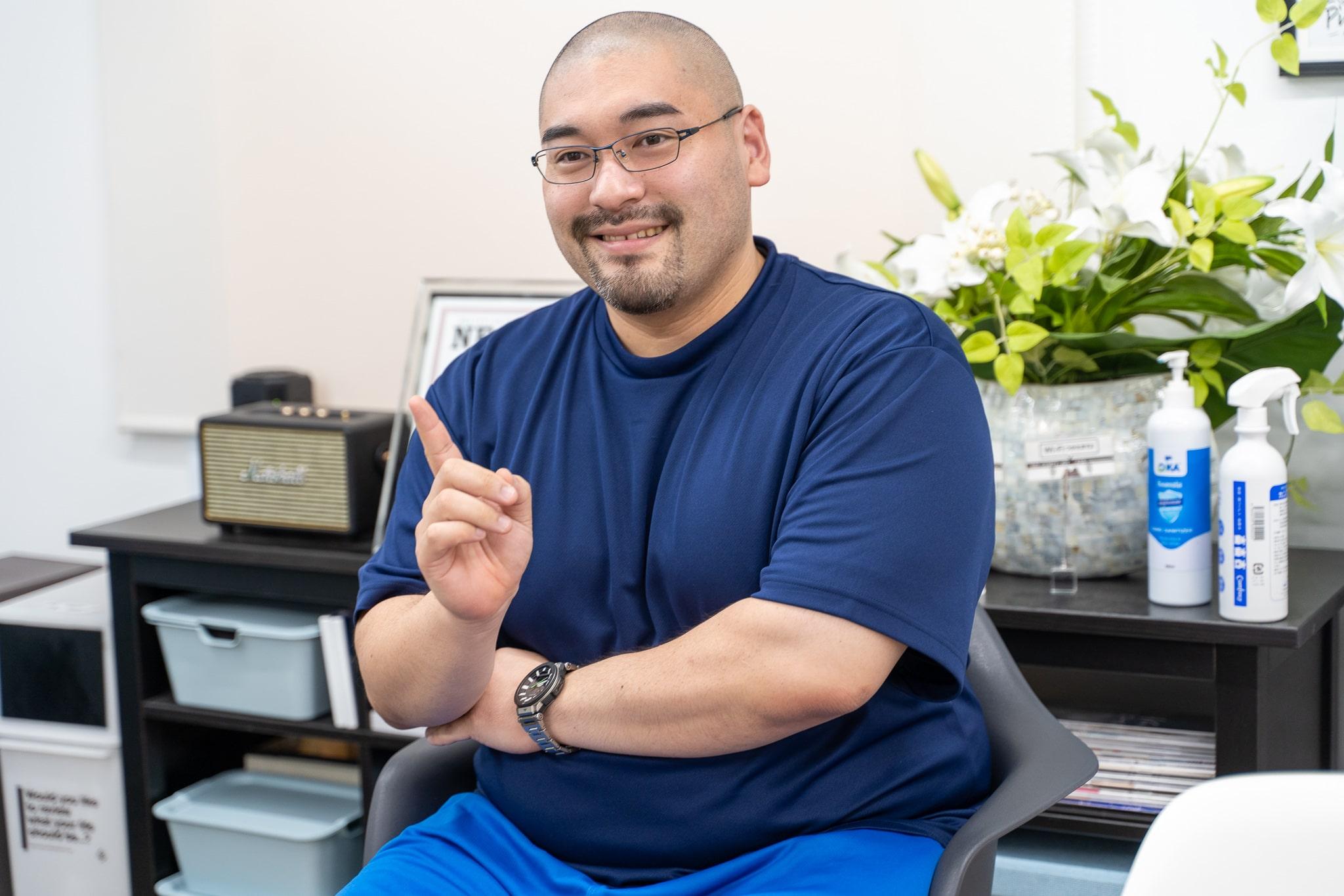 NSCA-CPT対策授業担当菰渕先生4