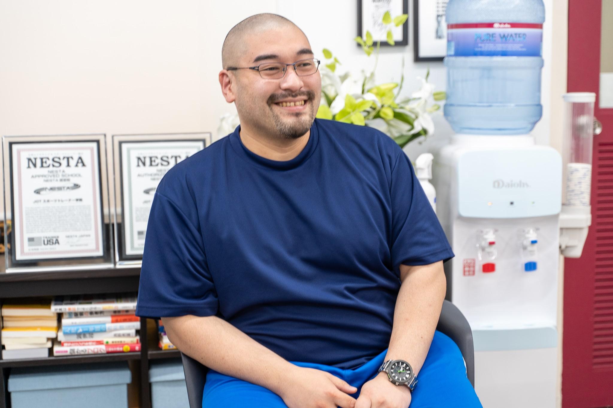 NSCA-CPT対策授業担当菰渕先生1