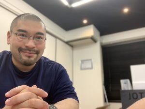 JOTスポーツトレーナー学院講師 菰渕先生