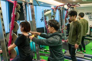 機能解剖学に基づいたトレーニング指導