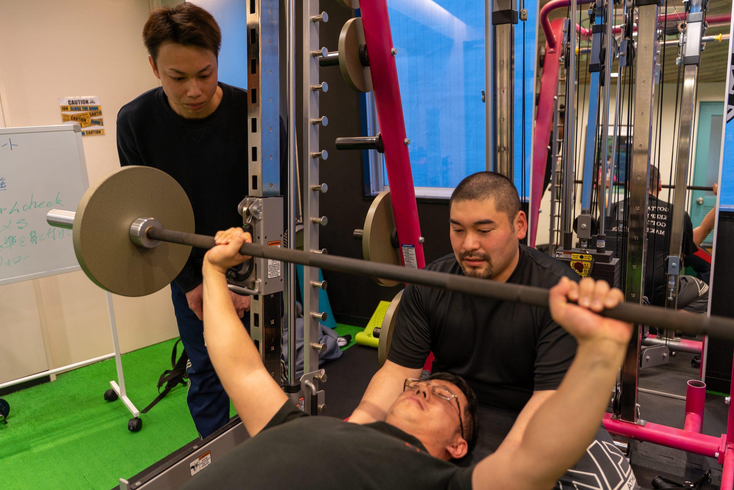 トレーニング方法BIG3