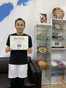 パーソナルトレーナー資格合格 NSCA-CPT平野さん